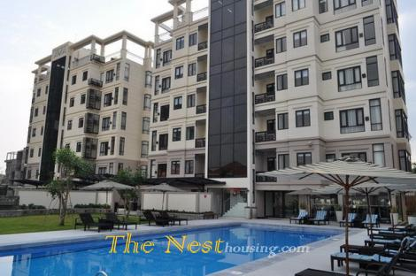 Serviced apartment 2, 3 bedroom in district 2
