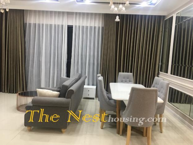 Apartment for rent in The Ascent - 3 bedrooms - river view
