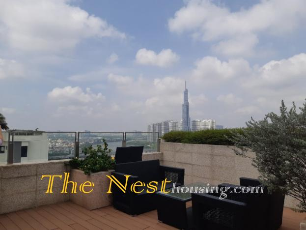Charming apartment for rent in The Ascent - 3 bedrooms, high floor