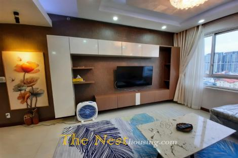 Modern apartment 3 bedrooms for rent in Tropic Garden
