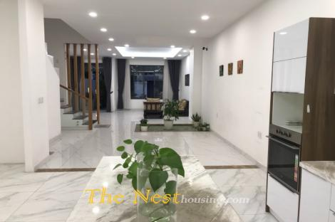 House for rent in District 2, 3 bedroom ensuite bathroom with terrace
