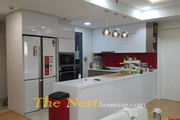 Modern connect apartment - 4 bedrooms for rent in Masteri Thao Dien