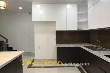 Nice house for rent in Thao Dien, 3 bedrooms, fully furnished, 2500 USD