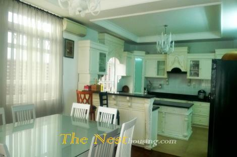 Charming villa for rent in Thao Dien close to BIS