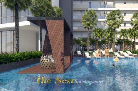 Luxury apartment for rent in Nassim Thao Dien