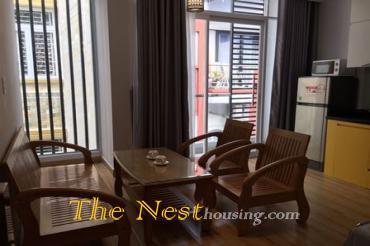 Service apartment in district 1 HCMC, Nguyen thi Minh Khai street