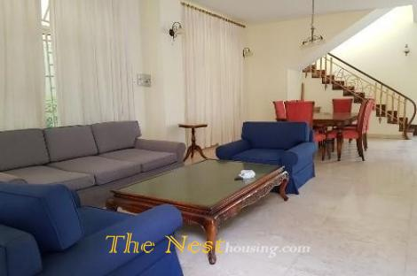 Nice house for rent in District 2 close to International school
