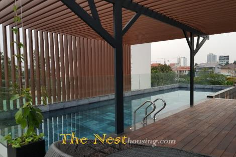 ​​​​​​​Luxury villa for rent with nice swimming pool, garden