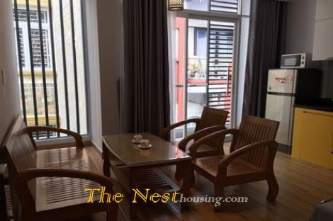Service apartment in district 1 HCMC, Nguyen thi Minh Khai street