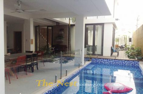 ​​​​​​​ Modern villa 4 bedrooms for rent in Thu Duc
