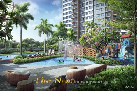 Luxury apartment 3 bedrooms for rent in Palm Heights