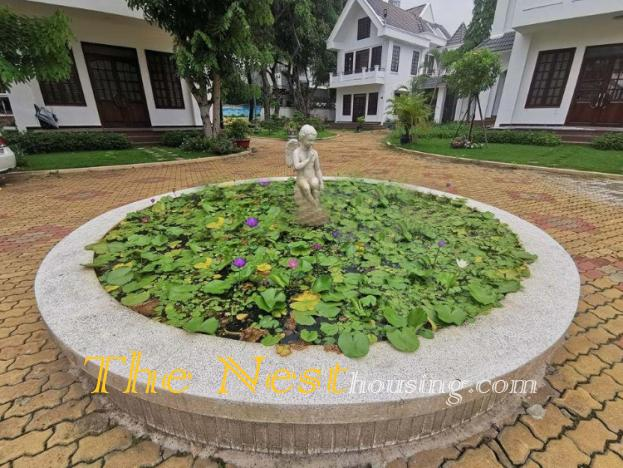 house in compound for rent in District 2 hcmc