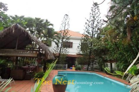 Villa for rent in dist 2, HCM
