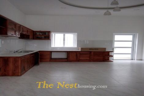 Modern house for rent in Thao Dien, 4 bedrooms, partly furnished, 1700 USD