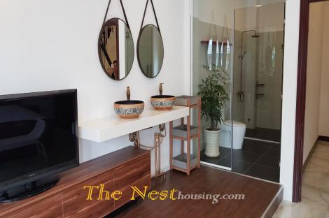 Nice house 4 BEDROOM for rent in Thao Dien
