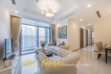 Vinhomes Central Park 3 bedrooms apartment for rent in Landmark Plus