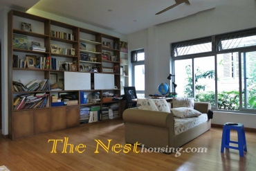 Cozy house for rent in Thao Dien