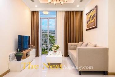 Vinhomes Central Park 1 bedroom apartment for rent in Landmark Plus
