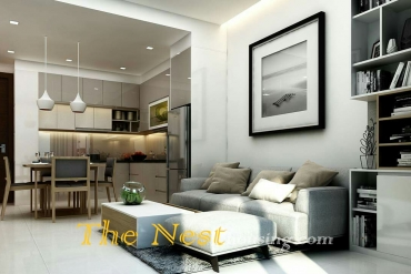 2 Bedroom Apartment for Rent in Tropic Garden, Thao Dien, $850