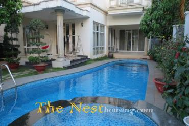 Villa in compound with garden, Private swimming pool