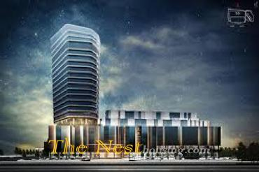 Office SOFIC TOWER Mai Chi Tho street in district 2 HCMC