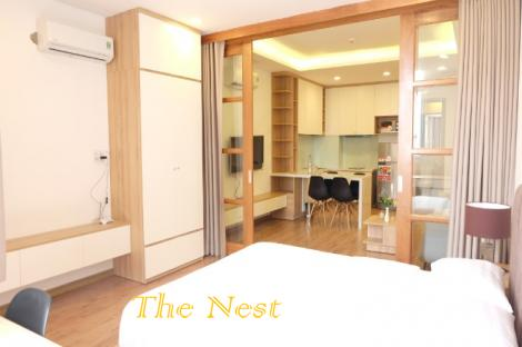 Nice one bedroom for rent in Nguyễn Hữu Cảnh street, Bình Thạnh District.