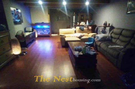 Townhouse district 2 for rent, 2 BEDROOMS