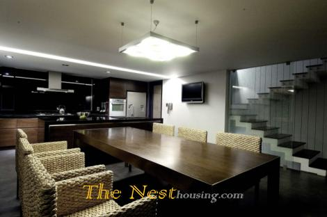 Modern House for rent in Thao Dien district 2 HCMC