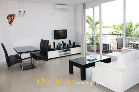 Modern apartment for rent in Thao Dien close to BIS