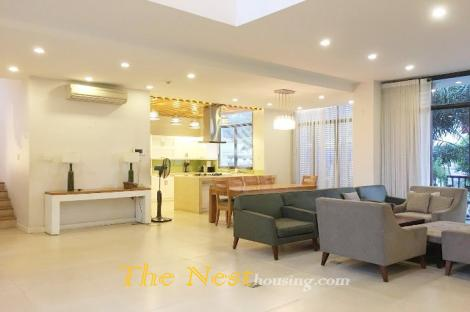 House 4 bedrooms in District 2 HCMC Vietnam