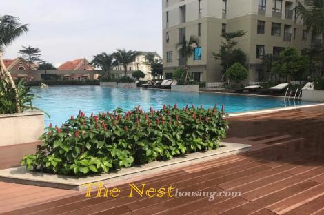 Modern duplex for rent in Masteri Thao Dien