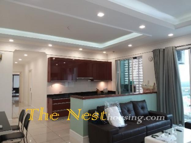 Fideco apartment with 2 bedroom, 137sqm in district 2 HCMC