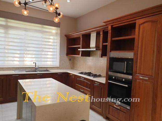 villa in Fideco compound for rent  4 bedrooms