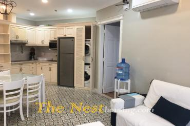 Serviced apartment 2 bedrooms for rent in Thao Dien