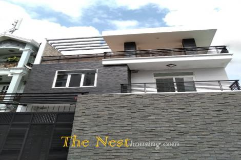 House for rent in Thao Dien with 5 bedrooms, 2200