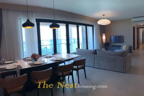 Serviced apartment 2 bedrooms in District 2 - close to Diamond Island