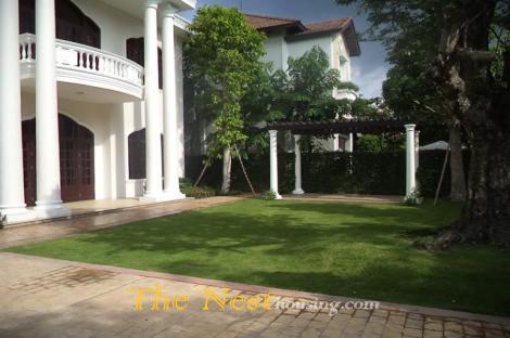 Cho thuê biệt thự 4 phòng ngủ, Thảo Điền, Quận 2, TPHCM