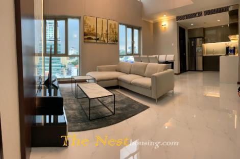 Duplex for rent in Saigon Pavillon District 3