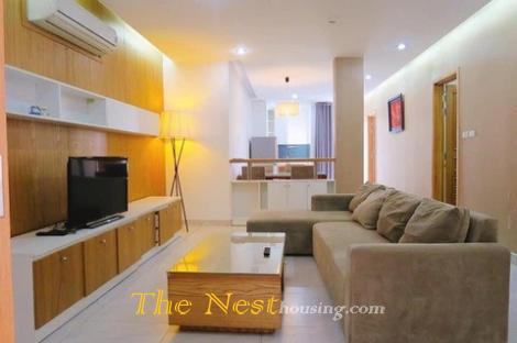 SERVICE APARTMENT FOR RENT IN THAO DIEN, D2, HCMC