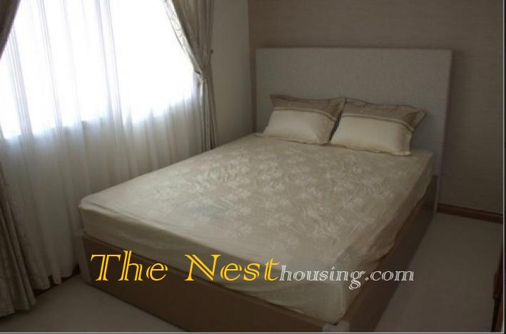 SERVICE APARTMENT 2 beds FOR RENT IN THAO DIEN, D2, HCMC