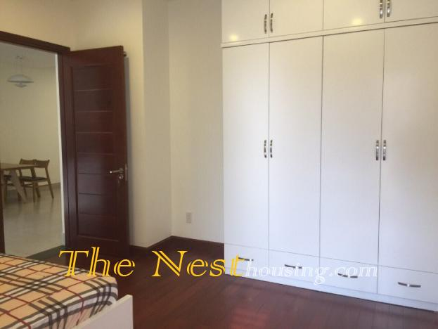 Service apartment for rent in Thao Dien - 2 bedrooms 590$