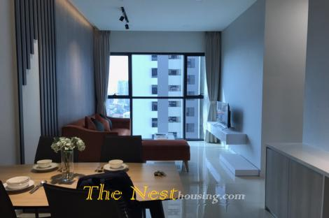 Modern apartment - 2 bedrooms for rent in The Ascent Thao Dien