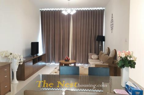 Modern apartment - 3 bedrooms for rent in The Vista An Phu