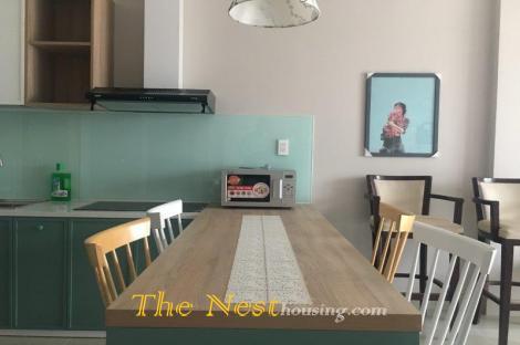 Modern apartment - 2 bedrooms for rent in Tropic Garden