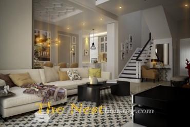 Penthouse for rent in Tropic Garden, 3 BEDS in Thao Dien, dist 2