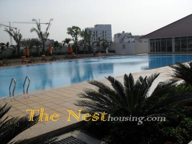 RIVER GARDEN 3 bedrooms in Thao Dien, D2