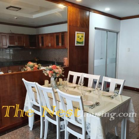 Nice apartment for rent in Hoang Anh Gia Lai