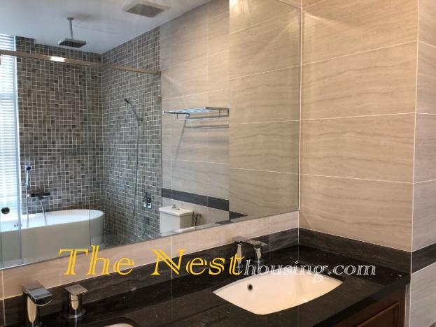 Modern House for rent in Thao Dien, 5 bedrooms, modern style, 3500 USD