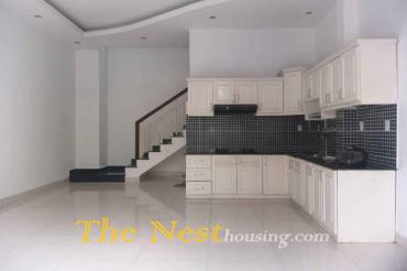 Town house 3 bedrooms for rent in Thao Dien