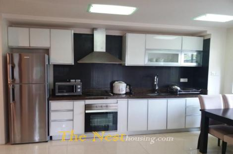 Luxury apartment 1 bedroom for rent inThao Dien
